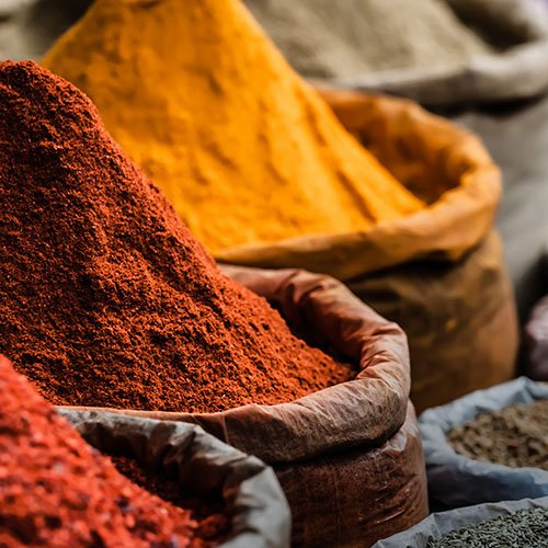 Africa Morocco Spices