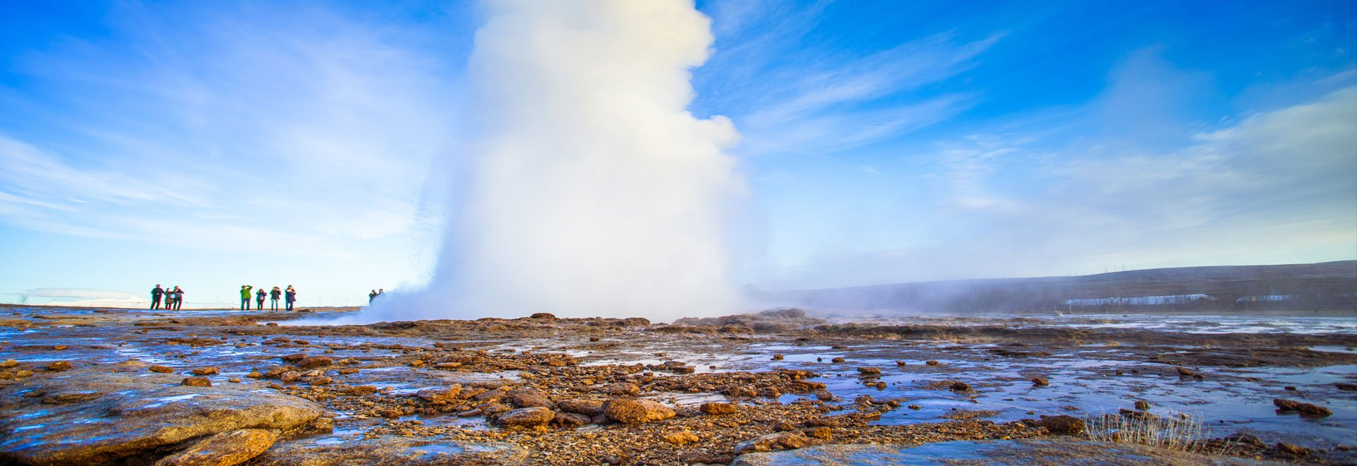 Europe Iceland Geysers Glaciers 2 MH