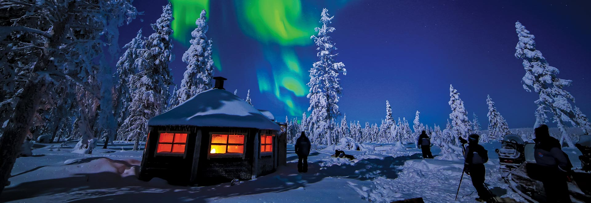 Northern Lights Christmas 2020 Northern Lights of Lapland | Abercrombie & Kent