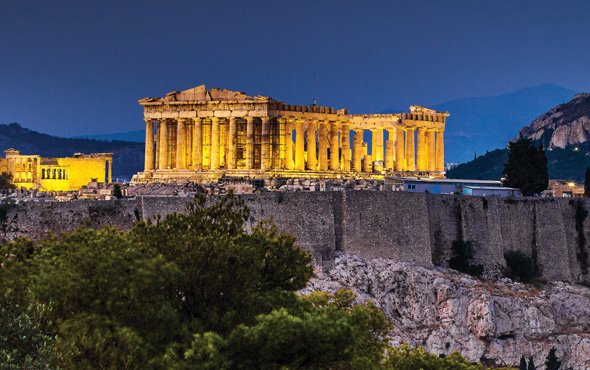 Europe-Greece-Athens-Acropolis-2up