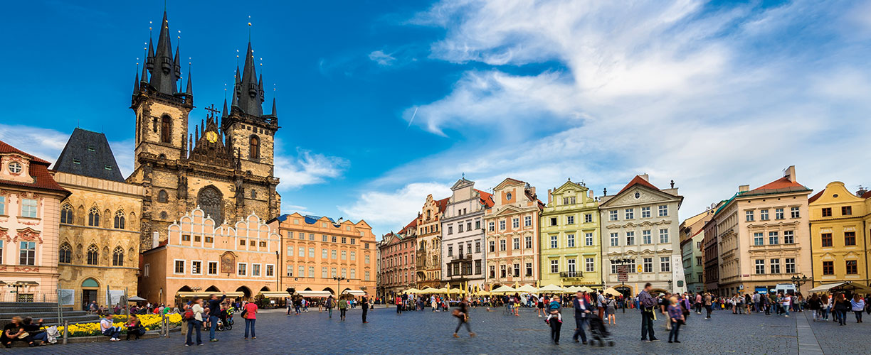 Central Europe: A Family Journey