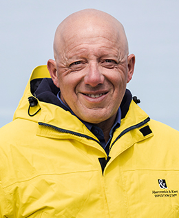Dr Marco Favero - Expedition Leader