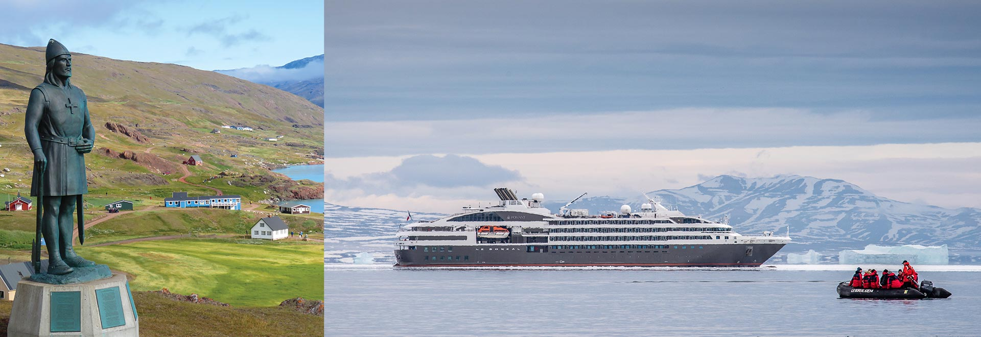 Arctic Iceland Greenland Cruise MH