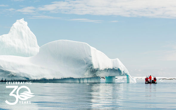 Antarctic Cruise Adventure: A Changing Landscape