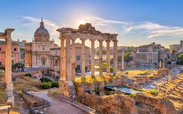 Europe Italy Rome EXT