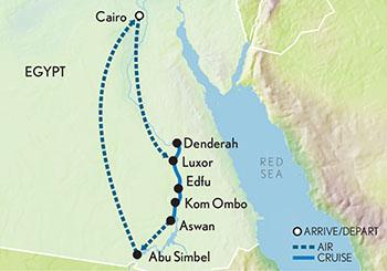 Signature Egypt and the Nile
