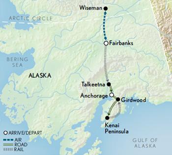 Alaska Wilderness and Wildlife