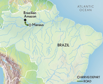 Brazil Amazon Extension