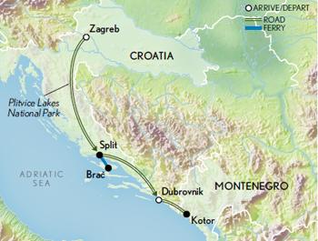 Croatia Jewel of the Coast