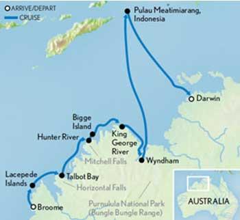Kimberley Cruise Australia's Last Frontier