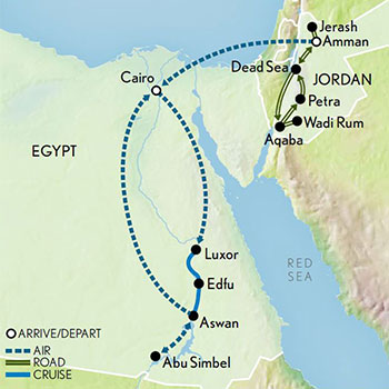 Petra-to-the-Pyramids-and-a-Nile-Yatch-Cruise