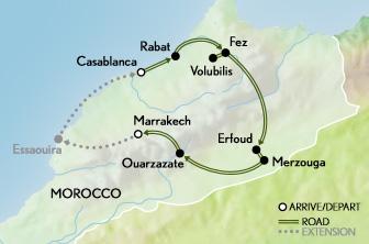 Splendors of Morocco