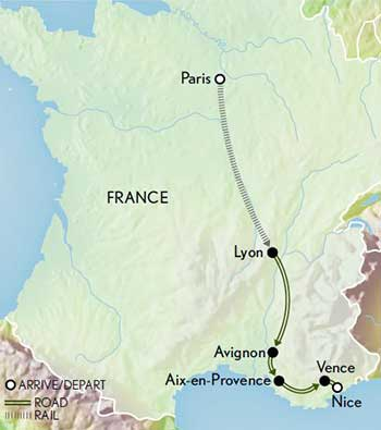 France-From-Paris-to-Provence-map-resized