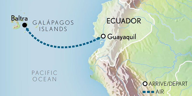 Galápagos-Wildlife-Adventure-Map-2019