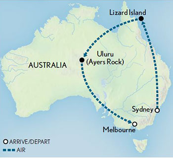 Tailor-Made-Australia-Uluru-Lizard-Island-Beyond