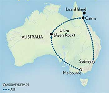Tailor-Made-Australia-Uluru-Lizard-Island-Map-2020