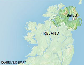 Tailor-Made-Northern-Ireland-Belfast-Map-2019-updated
