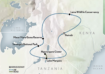 2020 Wings East Africa map sm