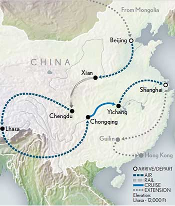 Across-China-Tibet-and-the-Yangtze-Map-2020