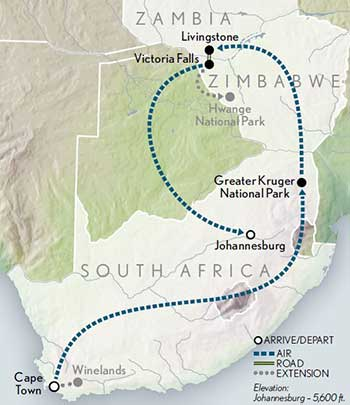 South-Africa-and-Vic-Falls-Map-2020