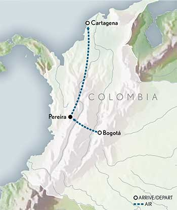 Tailor-Made-Colombia-Bogota-Cartagena-Map-2020