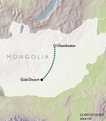 Tailor Made Mongolia: Secrets of the Gobi Desert ...