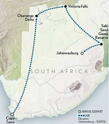 Tailor-Made-South-Africa-A-Grand-Safari-Map-2020