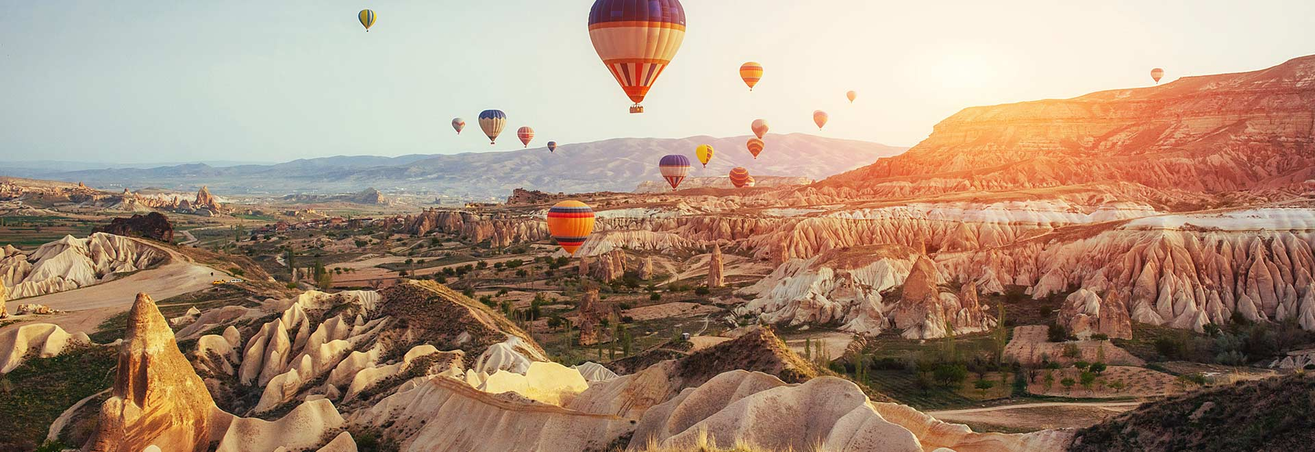 Europe Wings Over Greece Turkey Cappadocia MH