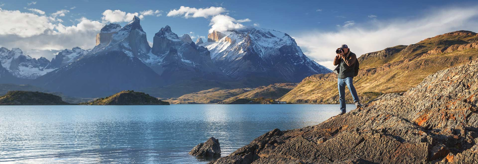 South America Wings Over Argentina Chile Brazil Torres del Paine MH