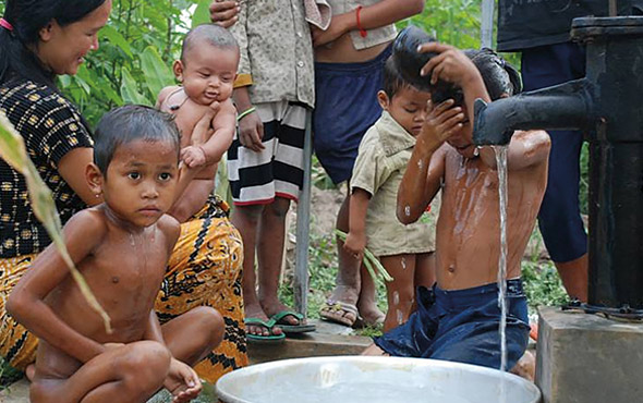 AKP Cambodia Clean Water Project