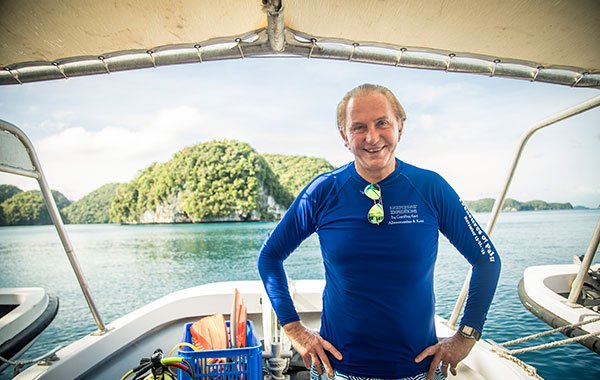 Oceania Palau Inspiring Expeditions Geoffrey Kent