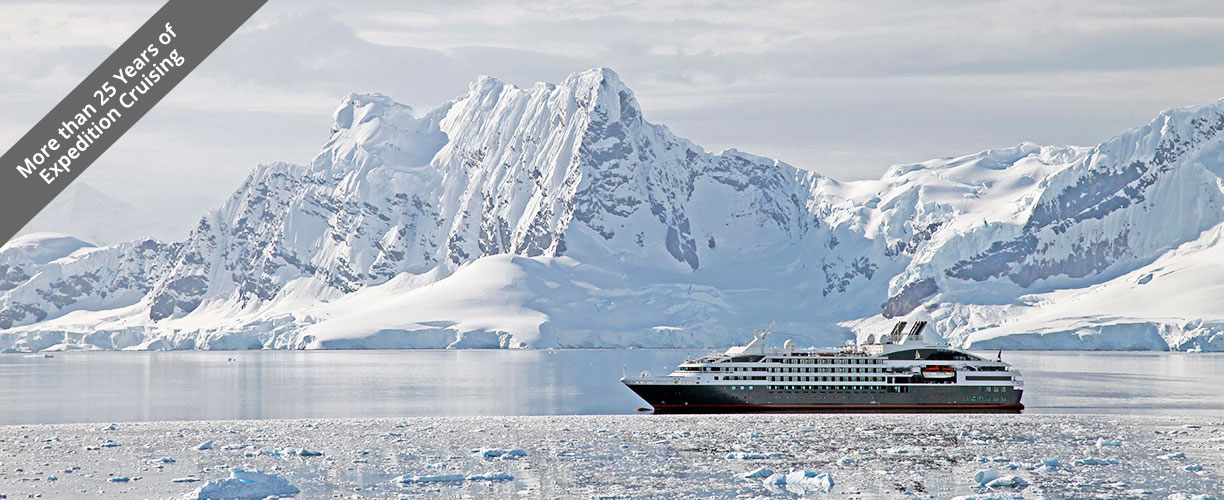 Antarctica Ship Luxury Expedition Cruises