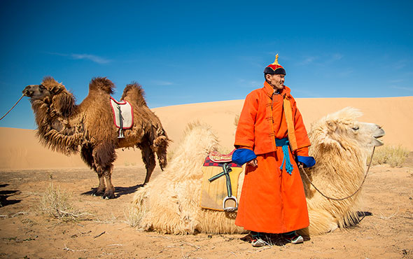 Asia Mongolia Naadam Festival and the Khan Legacy