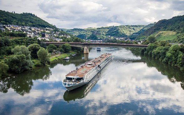 Watch This Video to Glimpse a Connections European River Cruise