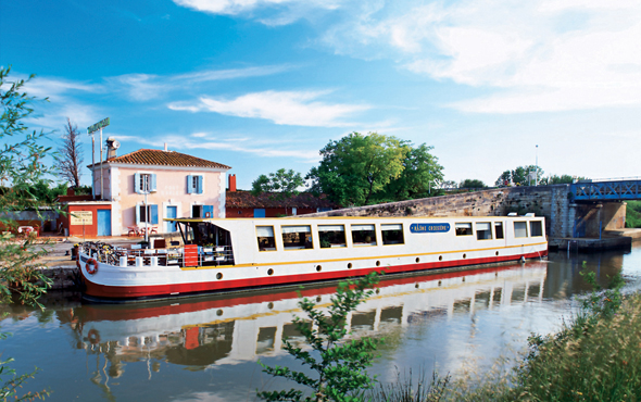 European Canal Barge Cruises