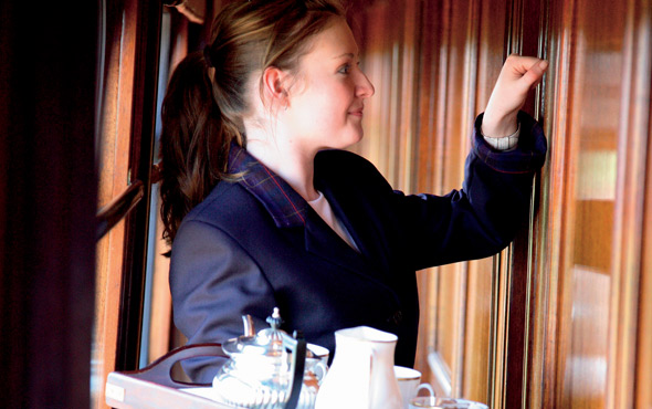 Guardian Angel® and Concierge Rail Service