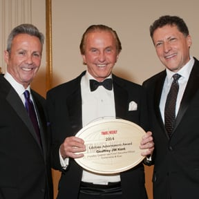 Setting the Standard for Luxury Travel Geoffrey Kent Award