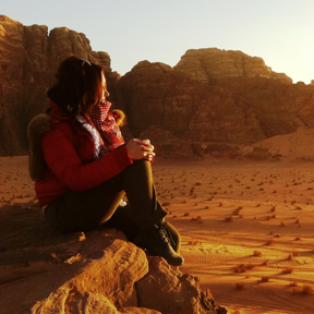 Solo Travellers Welcome Jordan Solo Woman
