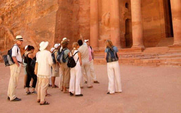 Intimate Groups of Just 18 Guests Tour Group