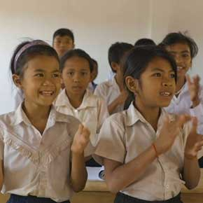 A&K Philanthropy and Building Schools in Siem Reap