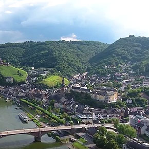 Art & Architecture Along the Rhine River Cruise