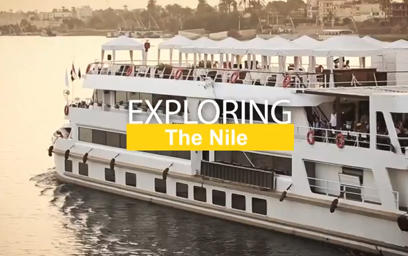 Exploring the Nile from Your Deck Chair