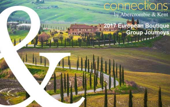 2017 Connections Boutique Group Journeys
